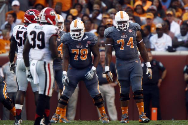 Breaking Down How Tennessee Will Replace Tiny Richardson and Ja'Wuan James
