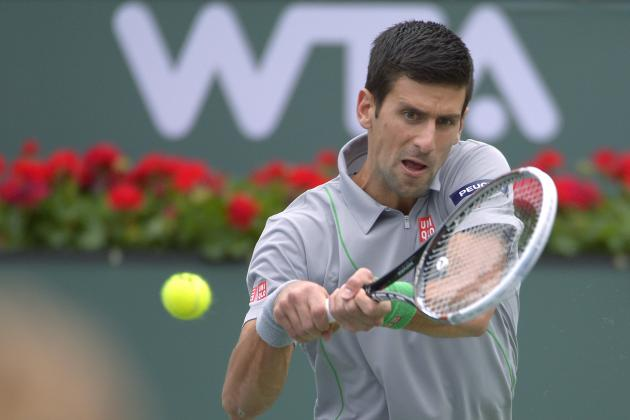 Indian Wells 2014 Results: Day 6 Scores, Updated Bracket and Day 7 Schedule