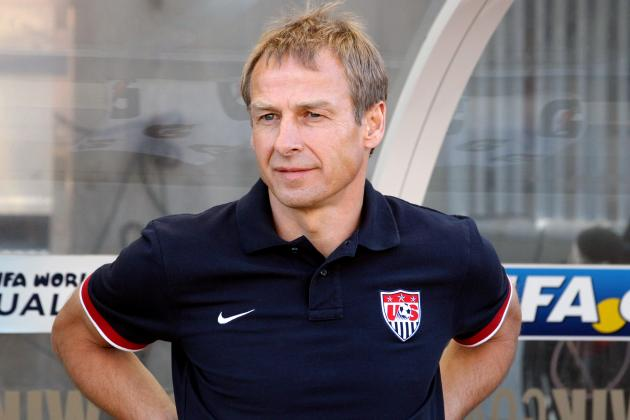 USMNT: A Statistical Analysis of the Jurgen Klinsmann Era