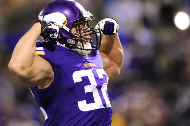 Toby Gerhart to Jaguars: Latest Contract Details, Analysis and Reaction