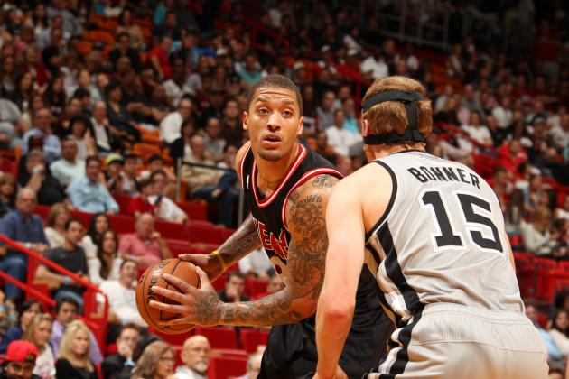 Can Michael Beasley Be a Big-Time Contributor During Miami Heat Playoff Push?