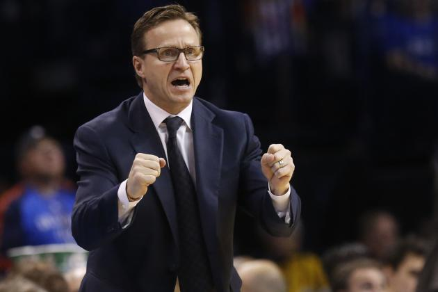 Debate: What Grade Would You Give Scott Brooks This Season?