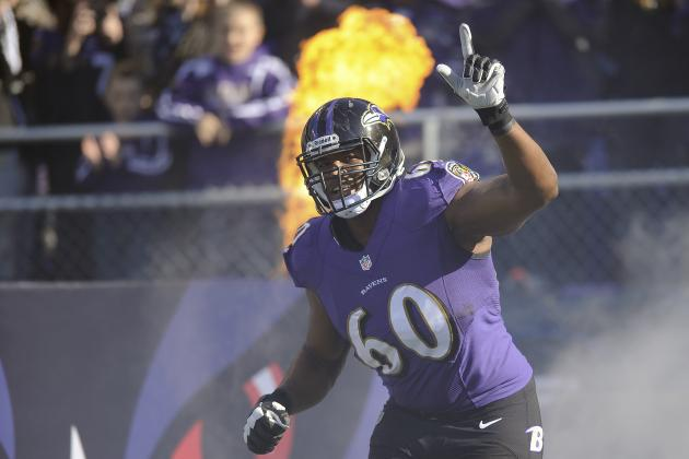 What's Next for Baltimore Ravens After Eugene Monroe Signing?
