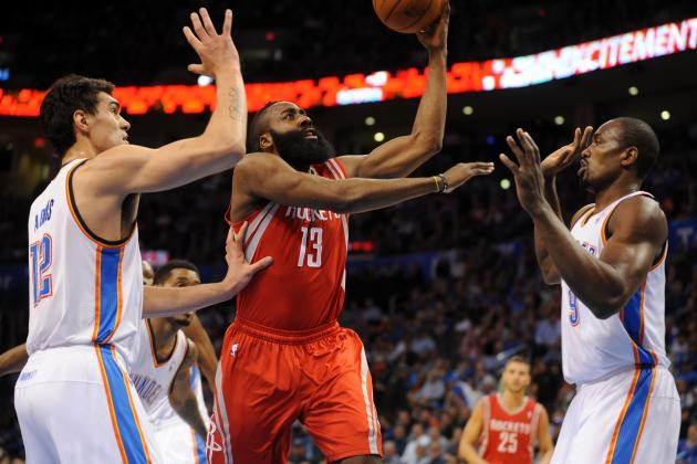 James Harden to Thunder Fans: 'You Loved Me When I Was Here... It's That Simple'