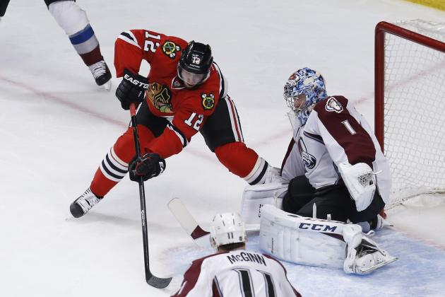 3 Key Themes of the Social Chatter from Blackhawks Clash with Avalanche