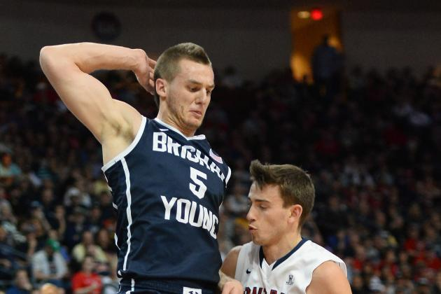 Collinsworth out vs. Zags with Apparent Knee Injury
