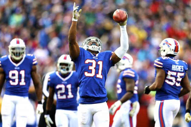 What Jairus Byrd Signing Means for New Orleans Saints
