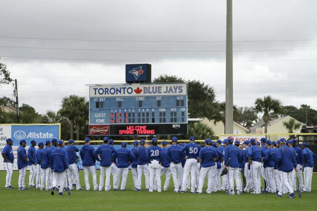 Toronto Blue Jays: Most Impressive and Disappointing Players in Spring Training