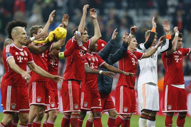 Bayern Performance vs. Arsenal Highlights Progress and Dominance Under Pep