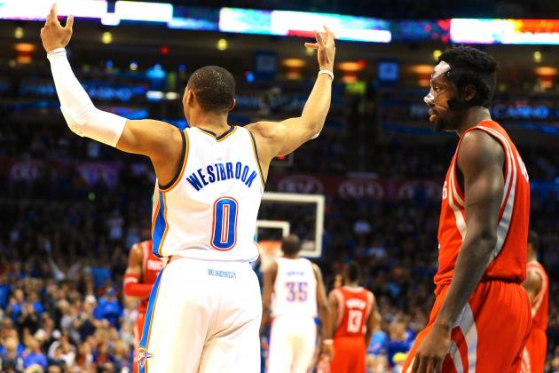 Did Patrick Beverley, Houston Rockets Awaken a Sleeping Giant in Oklahoma City?