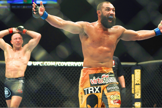 A Post-GSP Welterweight Division Is Anyone's Game
