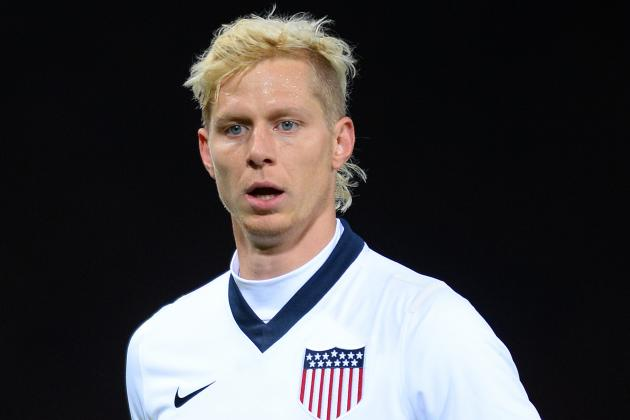 Should Brek Shea Return to MLS to Revive His Career?