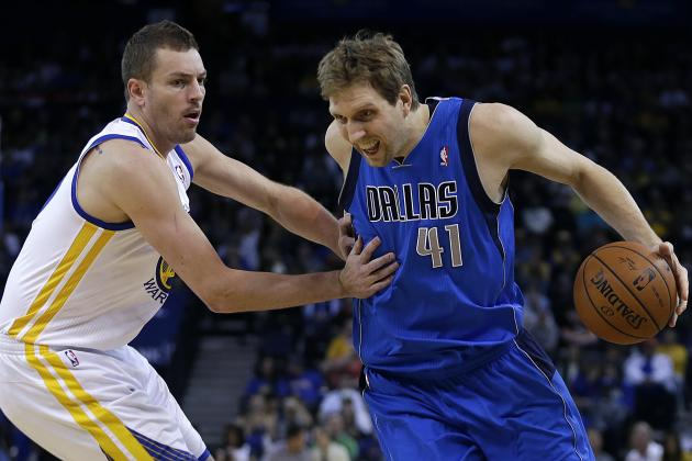 Dirk Nowitzki Ties John Havlicek for 12th on NBA's All-Time Scoring List