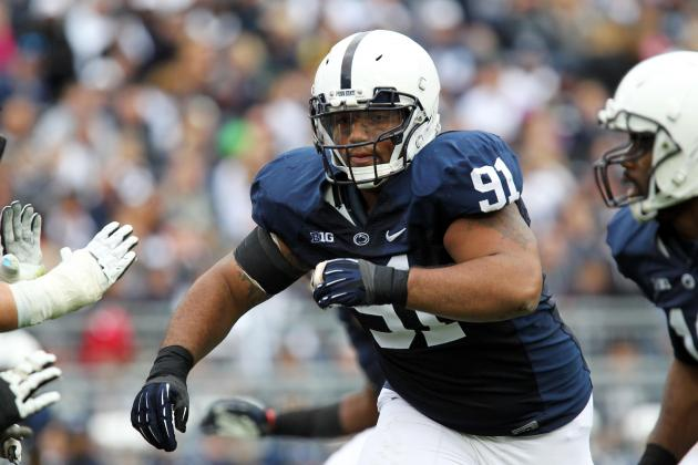 Breaking Down How Penn State Will Replace DaQuan Jones