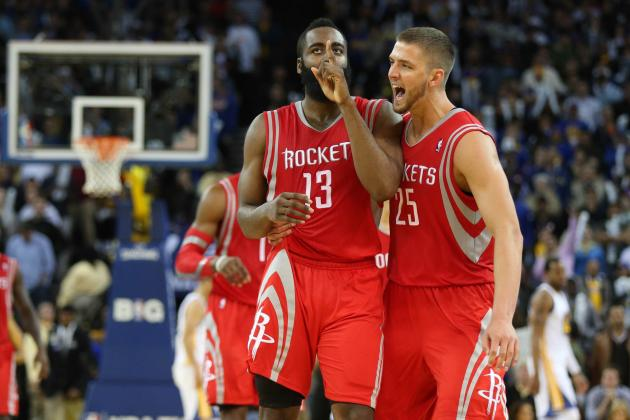 Which Houston Rockets Player Has the Most Upside Right Now?