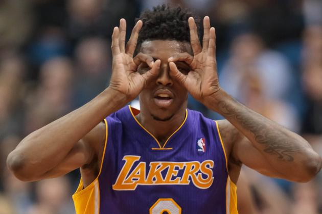 Will Nick Young Be a Los Angeles Laker Next Season?