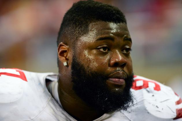 Linval Joseph a Tough Loss for Giants