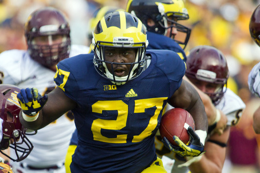 Michigan Football: Derrick Green Bringing the Run Game Back to Ann Arbor