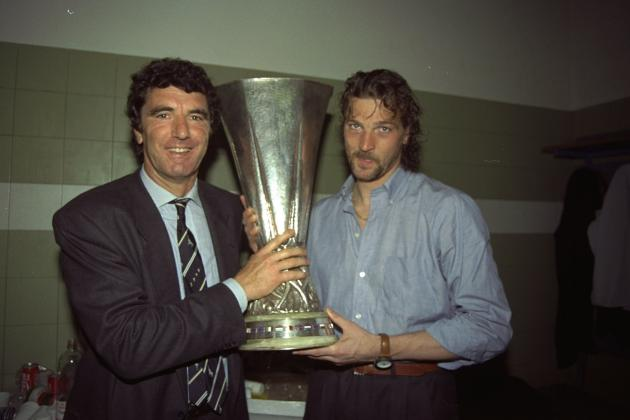 Remembering the 1990 UEFA Cup Final Between Juventus and Fiorentina