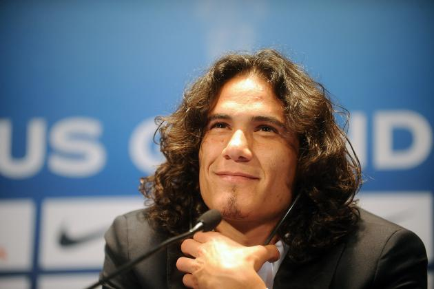 Manchester United Transfer News: Edinson Cavani Blow Dealt by Laurent Blanc
