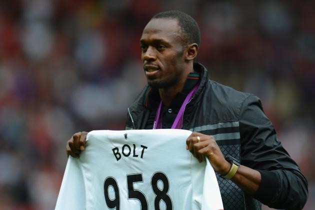 Usain Bolt Hints at Interest in Jamaica National Football Team