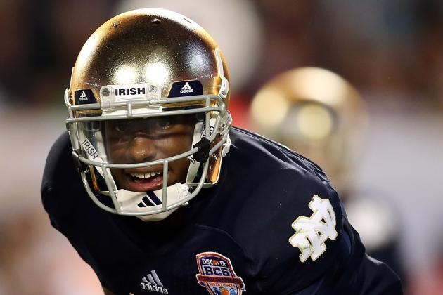 Everett Golson Has a Golden Opportunity in 2014