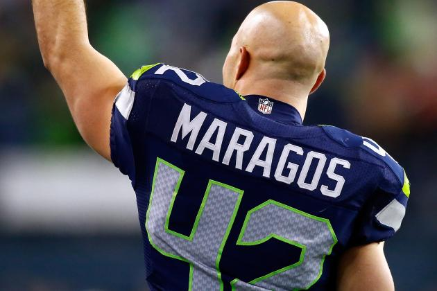 Eagles Sign Chris Maragos