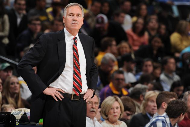 ESPN's Stephen A. Smith: Mike D'Antoni Will Be Fired After 2013-14 Season