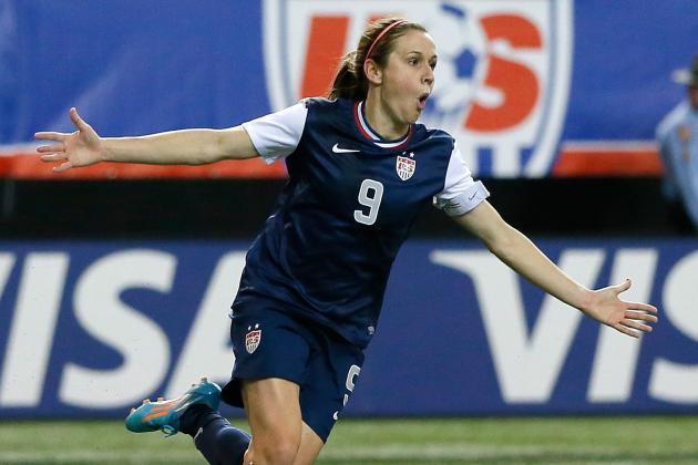 USWNT Earn 7th Place in Algarve Cup with Korea Win