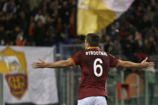 Kevin Strootman's Injury Is a Bitter Blow to World Cup-Bound Dutch and Roma