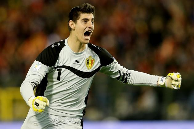 Chelsea Transfer News: Atletico Madrid Reveal Intention to Sign Thibaut Courtois