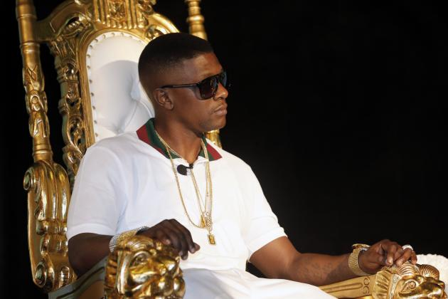 Rapper Lil Boosie Tells Louisiana Recruits to Come to LSU, Stop Going to Alabama