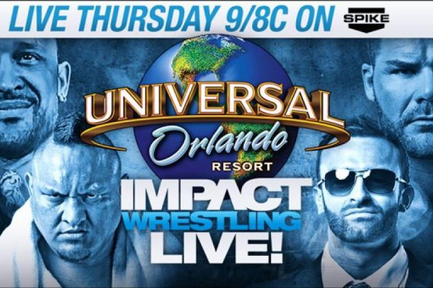 TNA Impact Wrestling: Complete Preview, Rumors, News and More for March 13