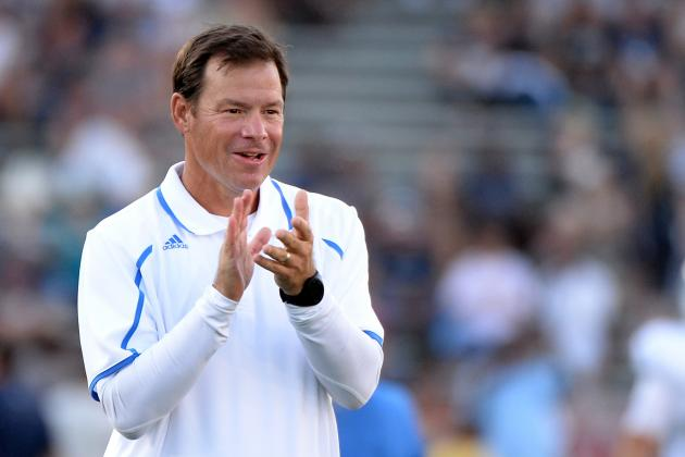 Bolu Olorunfunmi Commits to UCLA: What Beastly RB Brings to Bruins