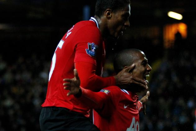 Valencia and Young Facing Bit-Part Roles as David Moyes Clips Man United's Wings