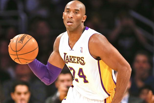 Can Kobe Bryant Overcome Injuries to Rebound from Lost Season?