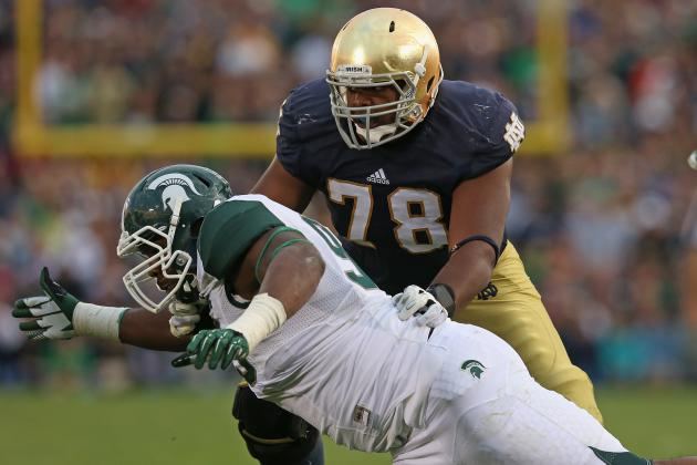 Irish Working out Fluid O-Line Situation
