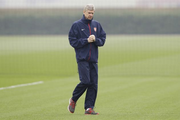 Arsene Wenger Blamed for Arsenal Injuries by Raymond Verheijen