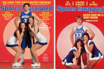 Creighton's McDermott Remakes Classic Larry Bird SI Cover