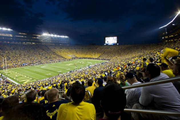 Michigan's New Football Ticket Policy Golden Idea That More Teams Should Embrace