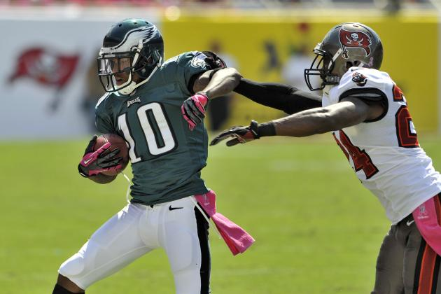 Should the Philadelphia Eagles Pursue Cornerback Darrelle Revis?