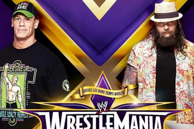 John Cena Is Breaking New Ground for His Career at WrestleMania 30