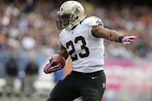 Pierre Thomas Signs 2-Year Contract with Saints: Latest Reports and Analysis