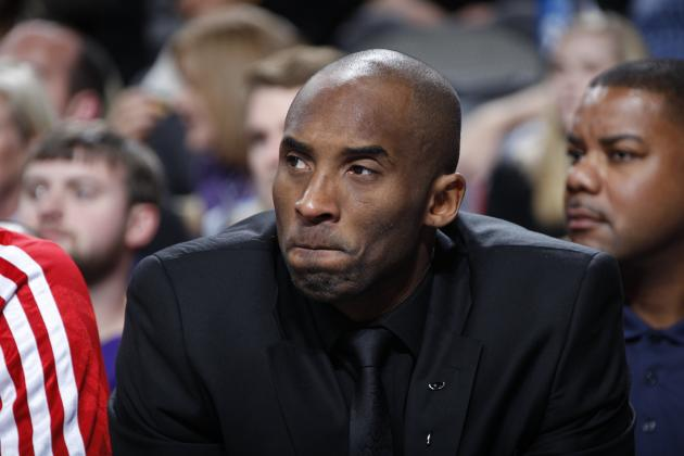 Kobe Bryant Ruled Out for Season: Latest News, Reaction and Analysis