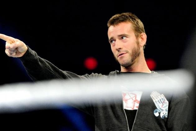 Analyzing Fan Behavior Since CM Punk's Departure from WWE