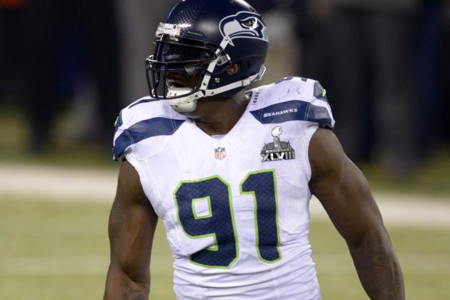 Seahawks Cut Chris Clemons