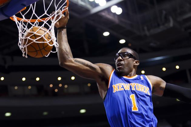 Amar'e Stoudemire Suddenly a Key Asset Again for New York Knicks