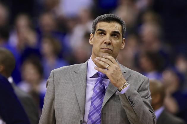 Villanova Head Coach Jay Wright Talks Doug McDermott, the New Big East and More