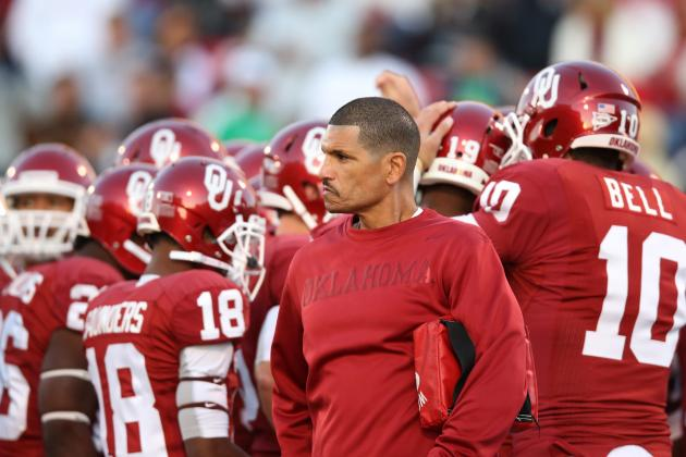 Oklahoma football: Jay Norvell is no fan of the 10-second rule