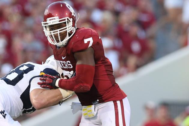 Oklahoma LB Corey Nelson Is 100 Percent Cleared, Considers Himself 'Blessed'